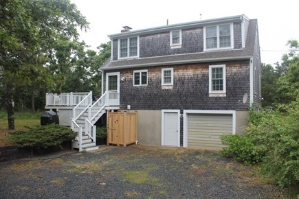 Eastham Cape Cod vacation rental - Backyard