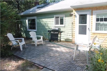 Eastham Cape Cod vacation rental - Backyard