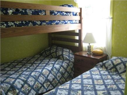 Eastham Cape Cod vacation rental - Bedroom with bunk and twin