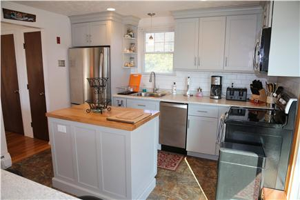 Sandwich Cape Cod vacation rental - Newly remodeled Kitchen is a joy to cook in!