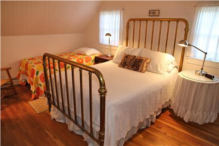 Sandwich Cape Cod vacation rental - Second Bedroom with Double and Twin.