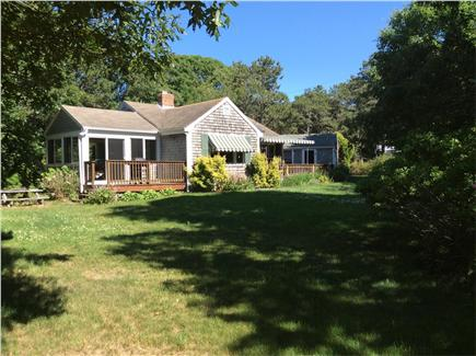 Harwichport Cape Cod vacation rental - View from bog