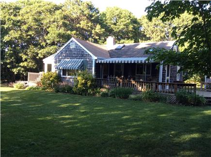 Harwichport Cape Cod vacation rental - View from Hoyt Road