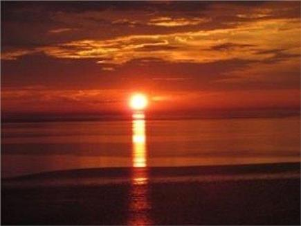 Sagamore Beach Sagamore Beach vacation rental - The perfect end to a perfect summer day.