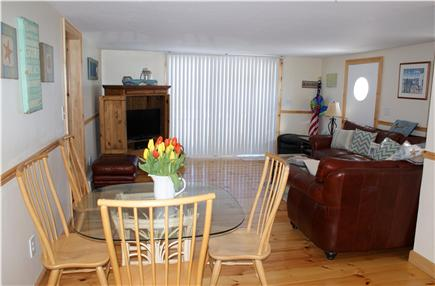 Sagamore Beach Sagamore Beach vacation rental - Additional Dining area in Living Room.