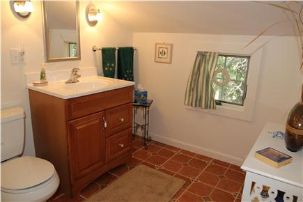 Sandwich Cape Cod vacation rental - Half Bath.