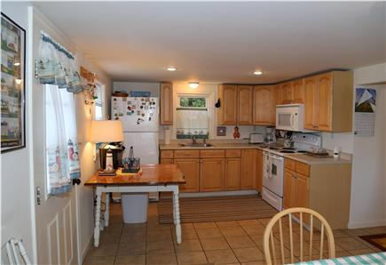 Sandwich Cape Cod vacation rental - Charming Kitchen, fully equipped for cooking.