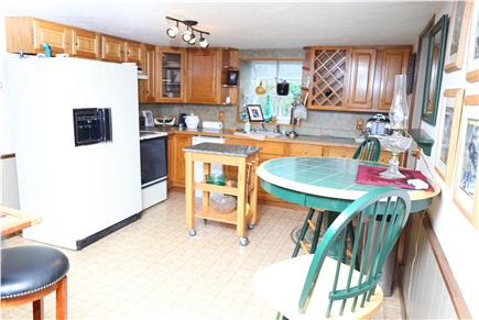 East Sandwich Cape Cod vacation rental - There's even a second Kitchen in the lower level.