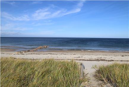 East Sandwich Cape Cod vacation rental - Ahhh.....beautiful East Sandwich Beach!