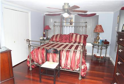East Sandwich Cape Cod vacation rental - First floor Master Bedroom with Queen.