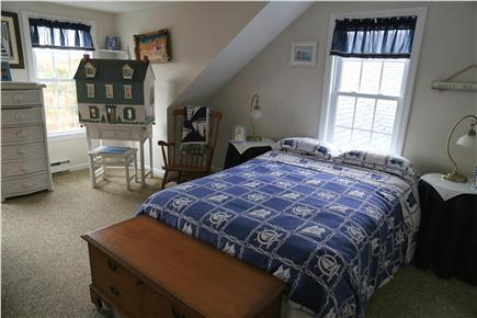 East Sandwich Cape Cod vacation rental - Bedroom on second floor with Double.
