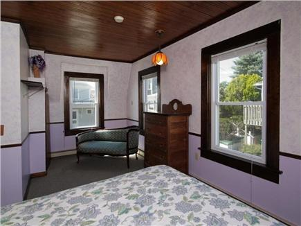Falmouth Heights Cape Cod vacation rental - Queen bedroom 5 with en suite and ocean view