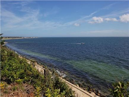 Falmouth Heights Cape Cod vacation rental - Frontage on Nantucket Sound across the street