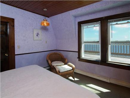 Falmouth Heights Cape Cod vacation rental - Ocean View Bedroom - King Bed with ensuite