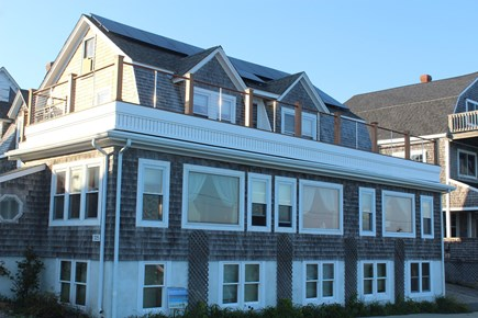 Falmouth Heights Cape Cod vacation rental - Grand Avenue view of house
