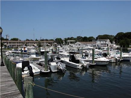 Falmouth Heights Cape Cod vacation rental - Falmouth Harbor - around the corner!
