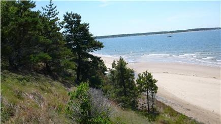 Wellfleet Cape Cod vacation rental - Beautiful beach