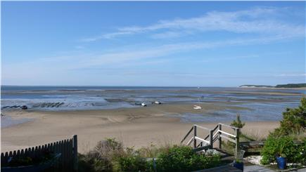 Wellfleet Cape Cod vacation rental - Low Tide