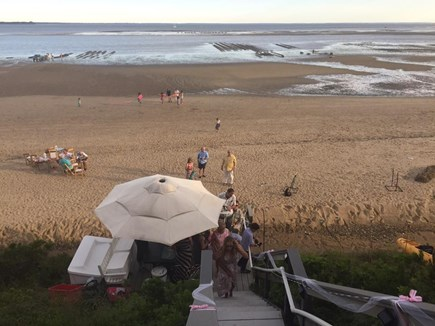 Wellfleet Cape Cod vacation rental - Having a Great Time