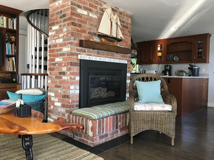 Wellfleet Cape Cod vacation rental - Family Area