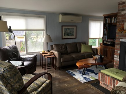 Wellfleet Cape Cod vacation rental - Family & TV Room