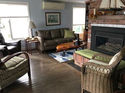 Wellfleet Cape Cod vacation rental - Family Room