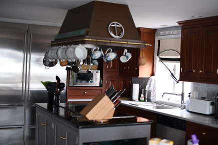 Wellfleet Cape Cod vacation rental - Kitchen with 2 Sub-Zero Refrigerators