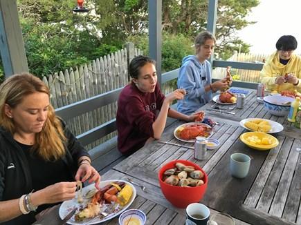 Wellfleet Cape Cod vacation rental - A Day's Catch