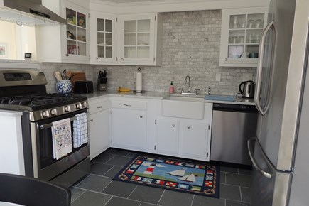 Harwich Port Cape Cod vacation rental - Sparkling New Kitchen with Marble Counter tops
