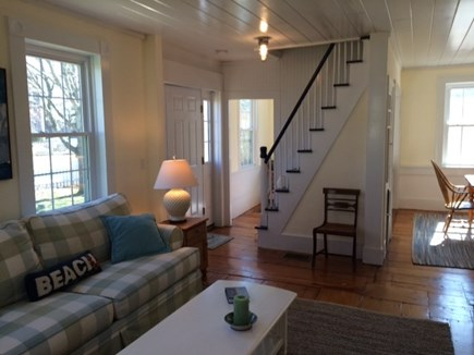 Harwich Port Cape Cod vacation rental - Don't worry! There is another staircase.