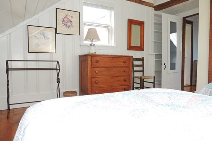 Harwich Port Cape Cod vacation rental - Bedroom with comfy queen size bed