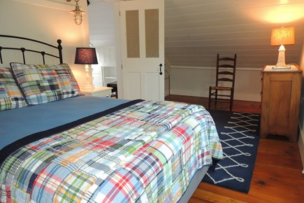 Harwich Port Cape Cod vacation rental - Cozy king size bed