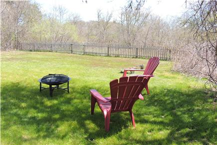 Harwich Port Cape Cod vacation rental - Large Private Back Yard