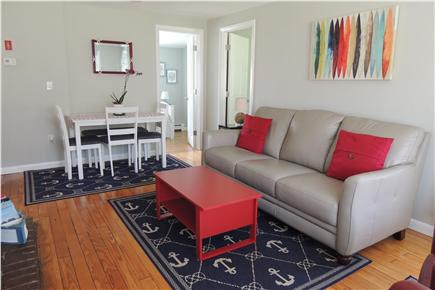 Harwich Port Cape Cod vacation rental - Comfortable Living Area