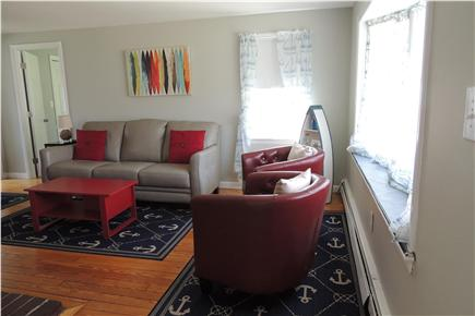 Harwich Port Cape Cod vacation rental - Comfortable, Newly Furnished Living Room