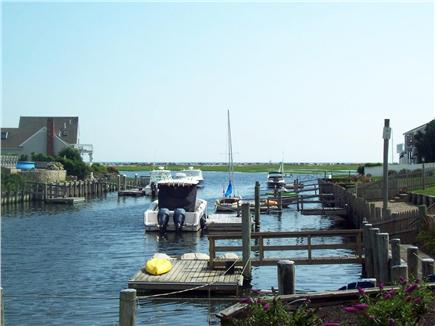 West Dennis Cape Cod vacation rental - just across the street
