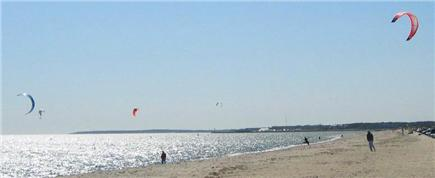West Dennis Cape Cod vacation rental - Enjoy kite flying, kite surfing and water sports