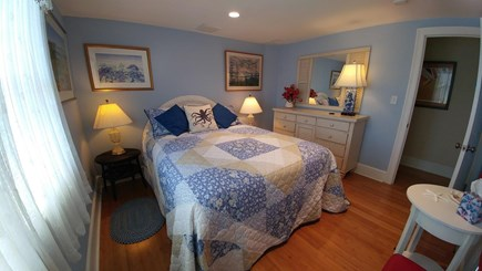 West Dennis Cape Cod vacation rental - Feel the ocean breeze in the bedroom with queen size bed