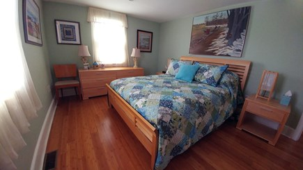 West Dennis Cape Cod vacation rental - Relaxing bedroom
