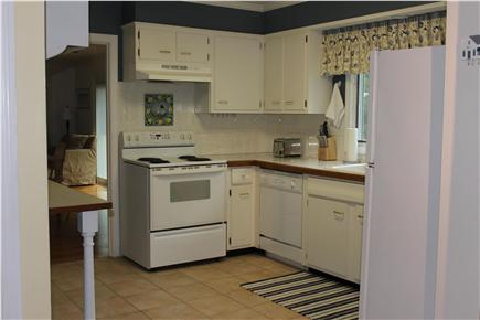 Centerville Centerville vacation rental - Full kitchen with dishwasher, micorwave, and Keurig.