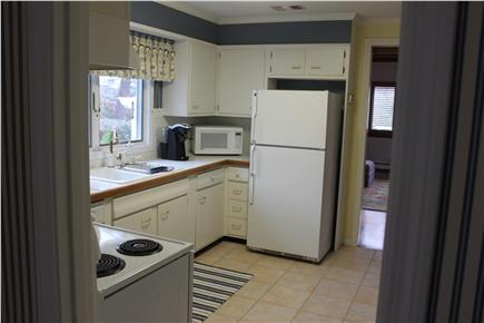 Centerville Centerville vacation rental - Full kitchen with dishwasher, microwave, and Keurig coffee maker.