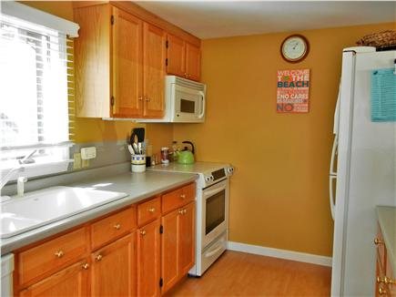 Yarmouth Port Cape Cod vacation rental - Fully stocked galley kitchen