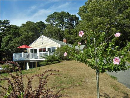 Yarmouth Port Cape Cod vacation rental - Stone's Throw side view