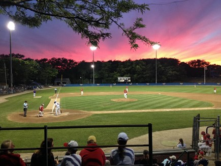 Chatham Cape Cod vacation rental - Chatham Anglers Baseball - Iconic Veteran's Field in full swing!