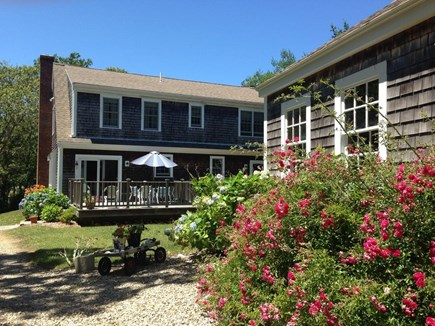 South Chatham Cape Cod vacation rental - Chatham walk to beach .03 miles away.  Picture perfect, privacy.