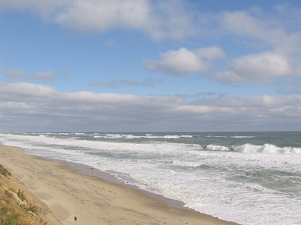 Chatham Cape Cod vacation rental - Spectacular stretch of sandy beach is a walk away.