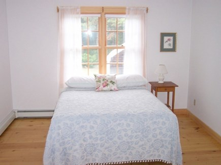 Chatham Cape Cod vacation rental - Master bedroom - Much larger than the photo depicts.  Queen.