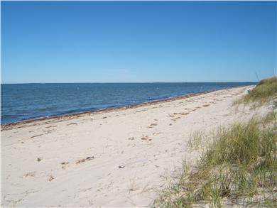 Brewster Cape Cod vacation rental - Private association beach only 300' away, at high tide