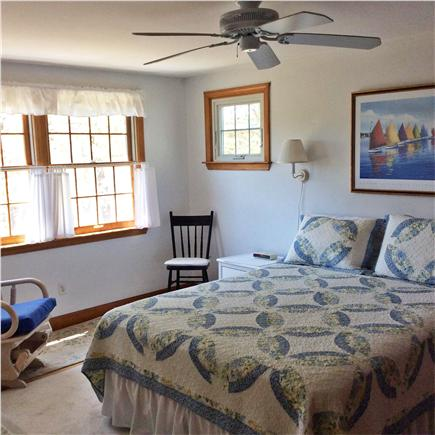 Brewster Cape Cod vacation rental - 13ft. by 18ft. Queen bedroom
