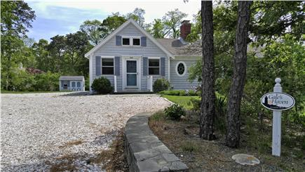 Eastham Cape Cod vacation rental - Front of Gale's Haven